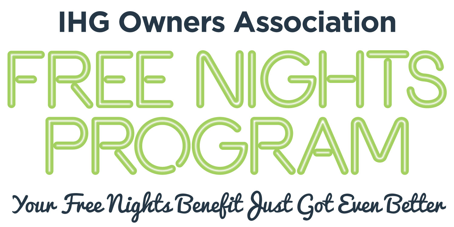 Free Nights Program logo