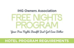 Hotel Program Requirements