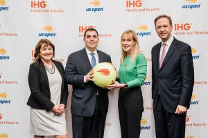 IHG and US Open Tennis